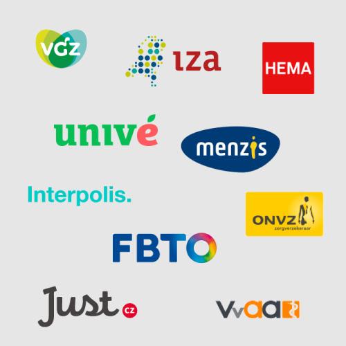 Deze zorgverzekeraars horen bij elkaar (in 2021)
