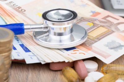 Zorgpremie 2019 met 124 euro omhoog
